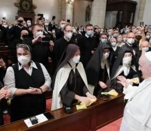 Que o anúncio do Evangelho seja libertador: os votos do Papa à Igreja eslovaca