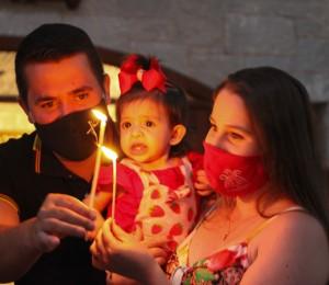 Paróquia São Luís Gonzaga celebra a Semana da Família