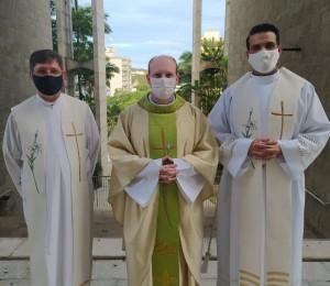 Missa de Acolhida celebra chegada de novos padres
