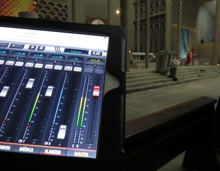 Novo projeto pode solucionar problema de acústica na Igreja São Luís Gonzaga