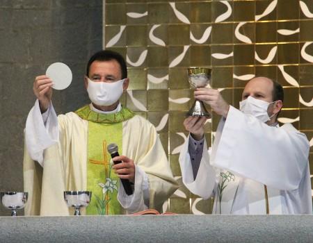 Paróquia São Luís Gonzaga celebra 11 anos de Dedicação da igreja Matriz
