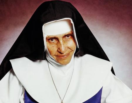 """""""Há muitos santos ao nosso lado"""""""