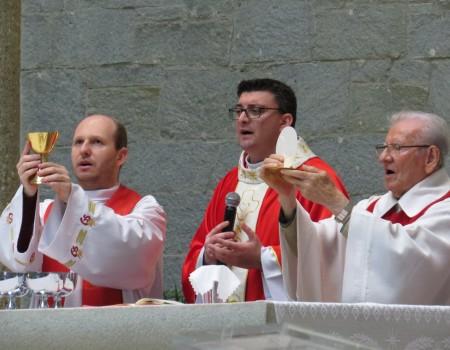 Missa marca Semana da Família na Paróquia São Luís Gonzaga