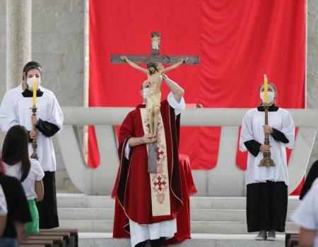 Silêncio orante marca celebração da Paixão e Morte de Jesus