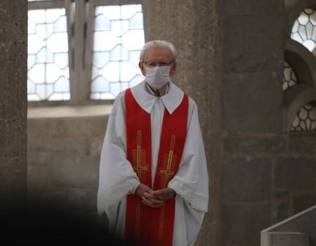 Padre Flávio Morelli é transferido para Jaraguá do Sul