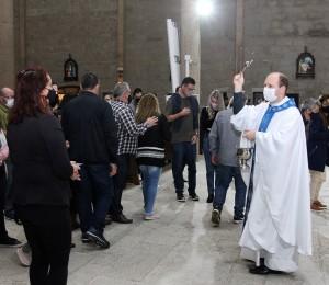 Semana da Família encerra com missa na Paróquia São Luís Gonzaga