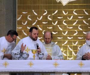 Celebração do Padroeiro São Luís Gonzaga