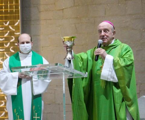 Paróquia São Luís Gonzaga celebra 148 anos