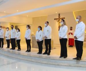 Comunidade Santa Paulina celebra a padroeira