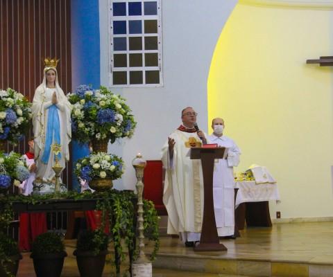 Missa Nossa Senhora de Lourdes