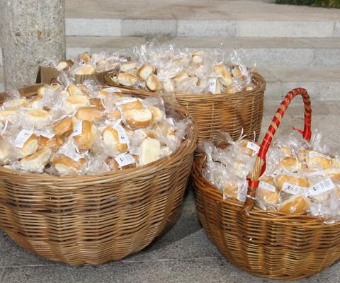 Missa de Ação de Graças - aniversário de 86 anos da ACIBr e Dia Mundial do Pão
