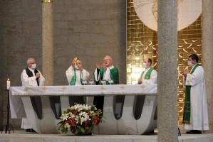 Semana de São Luís Gonzaga - missa Dom Wilson